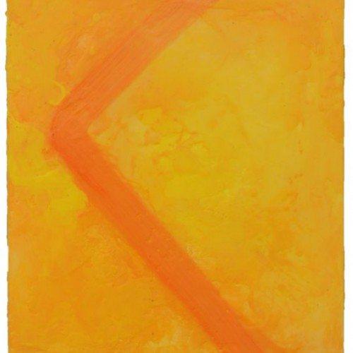 """Encaustic on Wood Panel, 16"""" X 20"""", Reuben Sinha © 2014"""